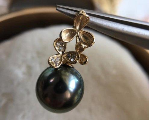 pearl jewelry mikimoto