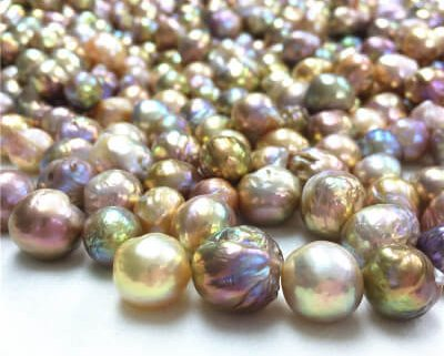 Baroque pearl