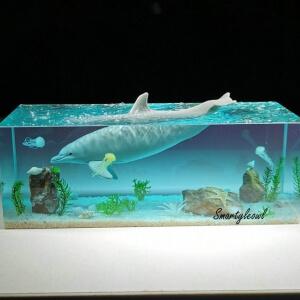 resin diorama