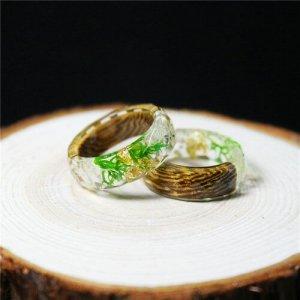 dry flower ring