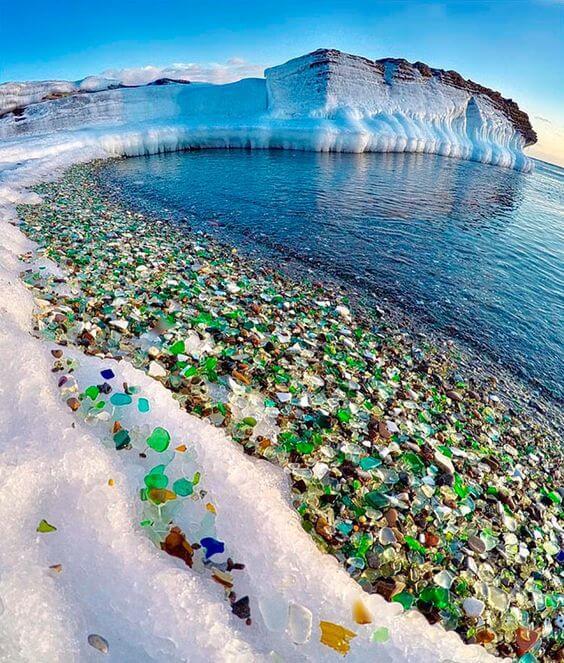 What Is Sea Gl Beach