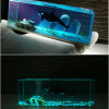 killerwhale resin cube